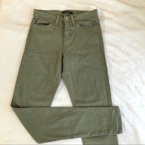 Flying Monkey high Waist skinny jeans sz 27 stretch (ш4)